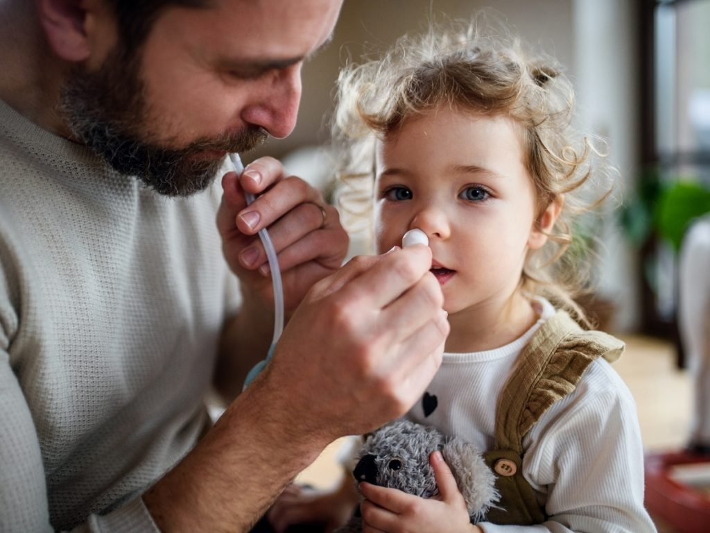 What to Do When Your Babies Has Nasal Congestion