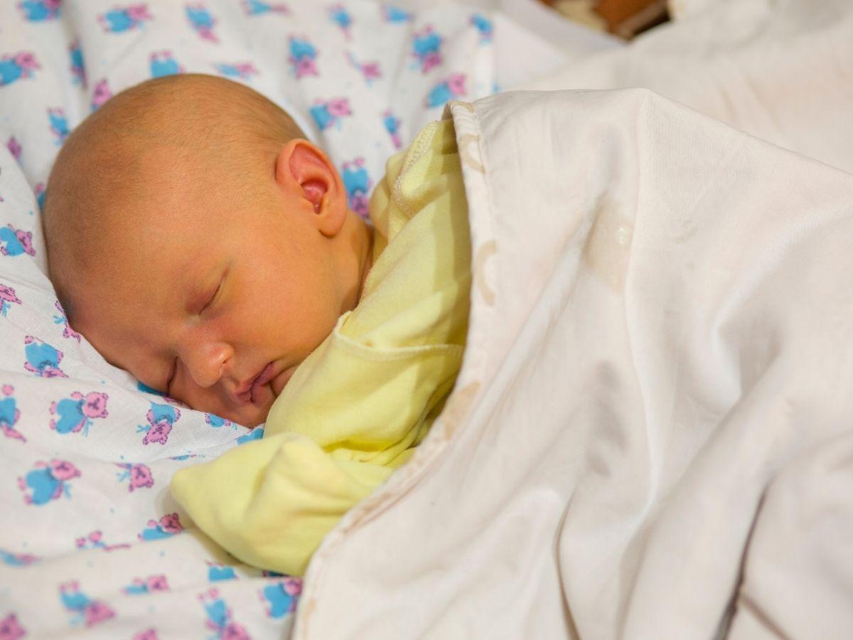 Jaundice in Newborn Babies