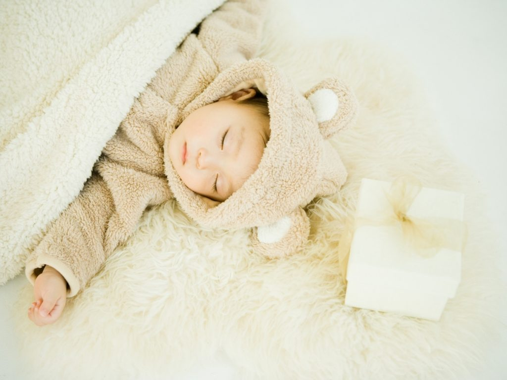 Why Your Newborns Not Sleep Well