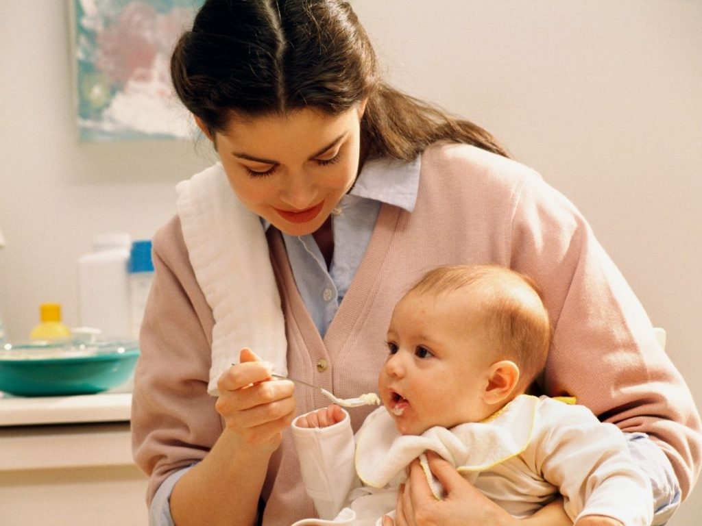 Things to Note When Feeding a Preterm Infant