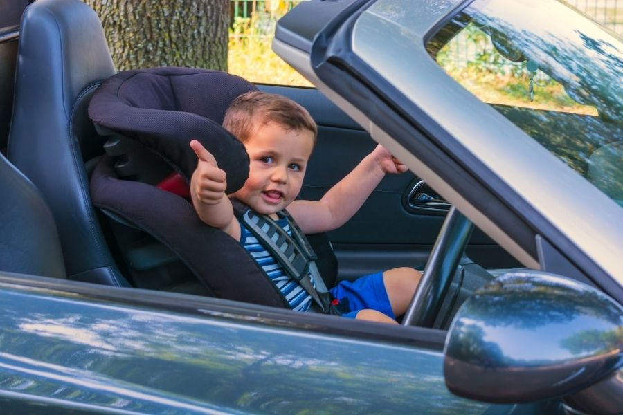 Convertible Baby Car Seat Consider The Comfort Of Your Baby