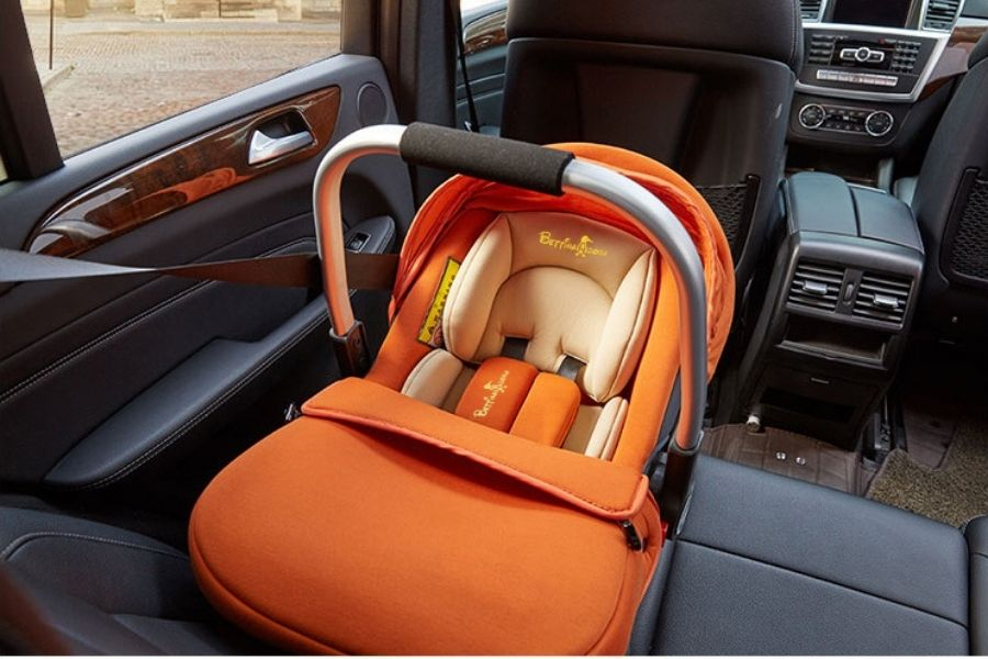 Infant Car Seat Handle Cushions To Carry Your Babys Car Seat Comfortably