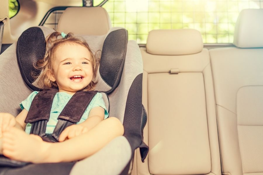 Infant Car Seat Mirror To Ensure Your Babys Safety When Driving