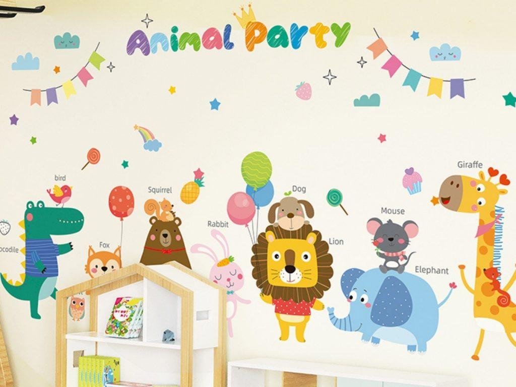Top Best Baby Room Wall Murals